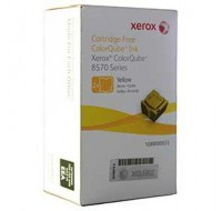 Xerox Colorqube 8570 Ink Stick 4.4K Yellow PACK OF 2 108R00933