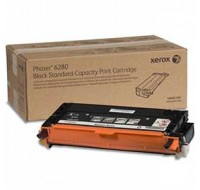 Xerox Phaser 6280 High Capacity Black Toner Cartridge 106R01395
