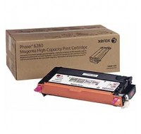Xerox Phaser 6280 High Capacity Magenta Toner Cartridge 106R01393