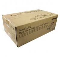 Xerox Phaser 6280 Standard Capacity Black Toner Cartridge 106R01391