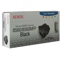 Xerox Phaser 8560 Solid Ink Stick Black 108R00726