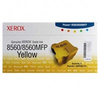 Xerox Phaser 8560 Solid Ink Stick Yellow 108R00725