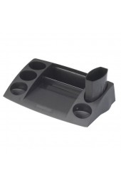 Avery Black Desktop Desk Tidy DR400 - Desk Organisers