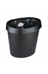 Avery Black 18 Litre Waste Bin DR500