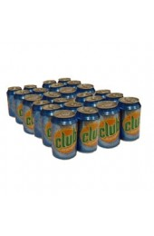 Club Orange Cans 330ml | Soft Drink Cans