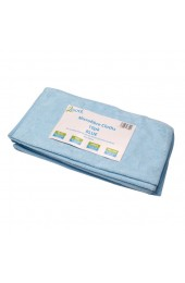 Contico Microfibre Cloth Blue Pack of 10 MFCB 400 x 400mm - Cleaning Cloths