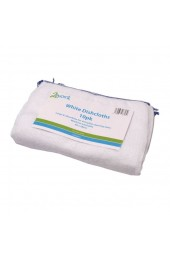 Maxima White Dishcloths KRSSDC 300 x 400mm - Cleaning Cloths
