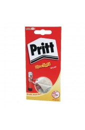 Pritt Wallet Of 64 Repositionable Clear Glue Dots 854242 - Glue Dots