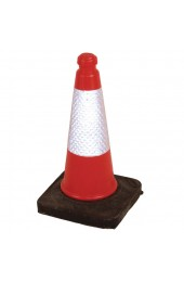 JSP 50cm Stand Weighted Red Cone