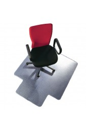 Q-Connect Clear PVC Chairmat 914 x 1219mm KF02255