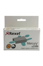Rexel Mercury Heavy Duty Staples PACK OF 2500 2100928 - Staples Online