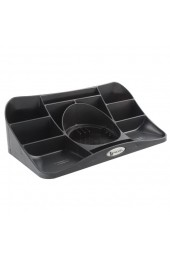 Rexel Agenda2 Charcoal Space Tidy 2101028