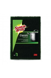 3M Scotchbrite Washing Up Scouring Sponge 1821