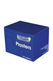 Wallace Cameron Washproof Plasters 70 x 24cm Pack Of 150 1212043 - Medical Plasters