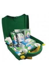 Wallace Cameron Vehicle Green Box First Aid Kit 1020105 - First Aid Kits