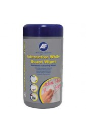 AF Pack Of Interactive Whiteboard Wipes PACK OF 100 AWBW100T